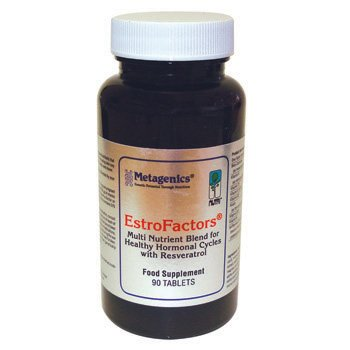 EstroFactors – 90 Tablets by Nutri Advanced – Targeted Multi-Nutrient Support for Women