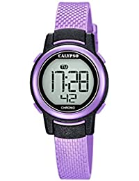 Calypso Reloj Digital para Mujer de Cuarzo con Correa en Plástico K5736/4