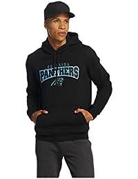 New Era Hombres Ropa superior   Sudadera NFL Ultra Fan Carolina Panthers 7ad11904ea1