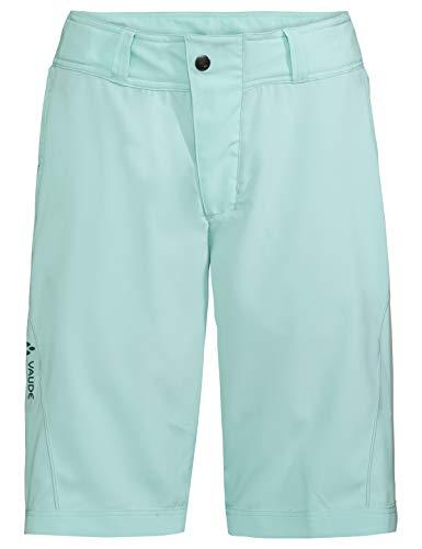 Vaude Damen Ledro Shorts für den Radsport Hose, Glacier, 44