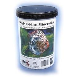 Preis Aquaristik Diskus-Mineralien 1000 g- zum Mineralisieren von Osmosewasser und weichem Leitungswasser