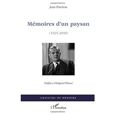 Mémoires d'un paysan: (1925-2009)