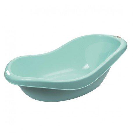 Bébé Confort Sailor - Bañera ergonómica con desagüe, color azul