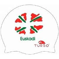 Turbo Gorro Natación Silicona EUSKADI Silicone Cap