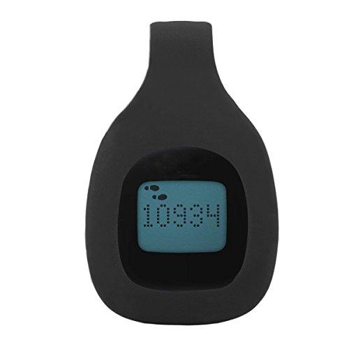 TOMALL Clip de repuesto para Fitbit Zip Fitness Trackers Clip de sujetador deportivo Navy Blue Silicon Holder Accessories