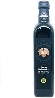 Aceto Balsamico Di Modena 6 Star Vinegar Square Bottle 78, 500 ml