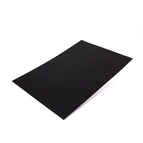 5-x-farbige-magnetfolie-din-a4-format-zum-beschriften-und-zuschneiden-farbe-schwarz