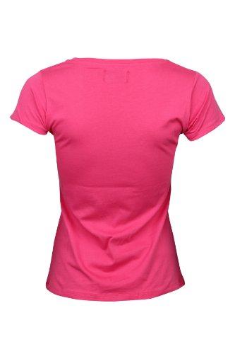 Ballzauber t-shirt pour femme 8 Rose - framboise