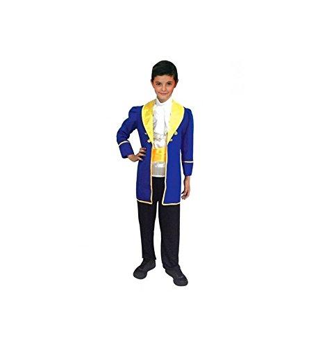 Imagen de príncipe bella y bestia disfraz inspirado 1 a 12 años  7 a 9 años