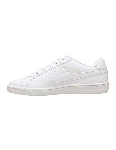 Nike Court Royale, Zapatillas de Gimnasia para Hombre, Gris (Gunsmokevast Gr E y G y M Redwhi 005), 38.5 EU