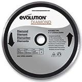 Advanced EVOLUTION (POWERTOOLS) - RAGEBLADE 210D - BLADE, DIAMOND, 210MM --