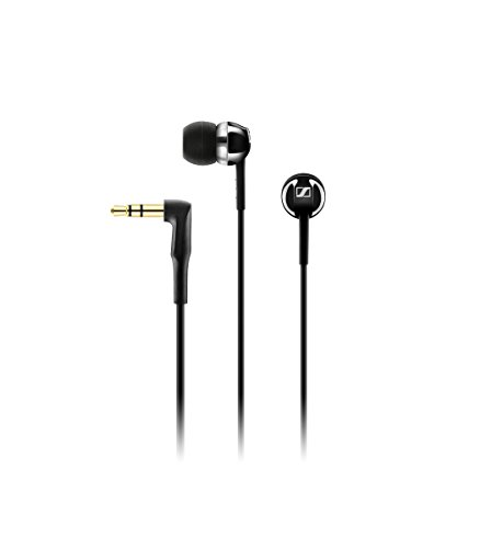 Sennheiser CX 1.00 Ear-Canal Headphones - Black Best Price and Cheapest