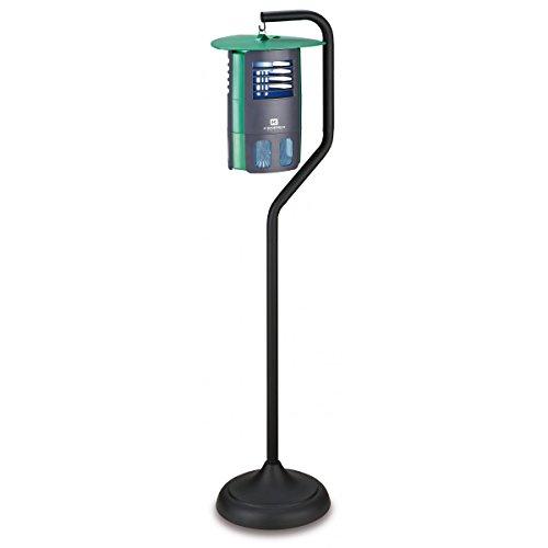 Lampe piege anti moustique et insectes Garden évolution PLEIN AIR - Nouvelle génération - Champ action 300 m2