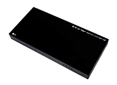 LG UP970 – Ultra HD Blu-ray Disc Player - 10