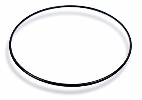 Glasdeals Joint de sol rond Noir d'étanchéité pour Festina Candino rechange et Lotus Montres 29312