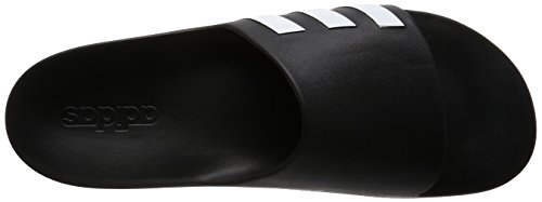 adidas Aqualette Cf, Tongs Mixte Adulte Multicolore (Core Black/Footwear White/Core Black)