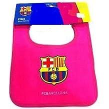 MI RINCON Babero FCB, FC Barcelona, CULE (Rosado)