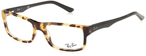 Ray-Ban Herren Brillengestell 0rx 5245 5608 52, Gelb (Yellow Havana)