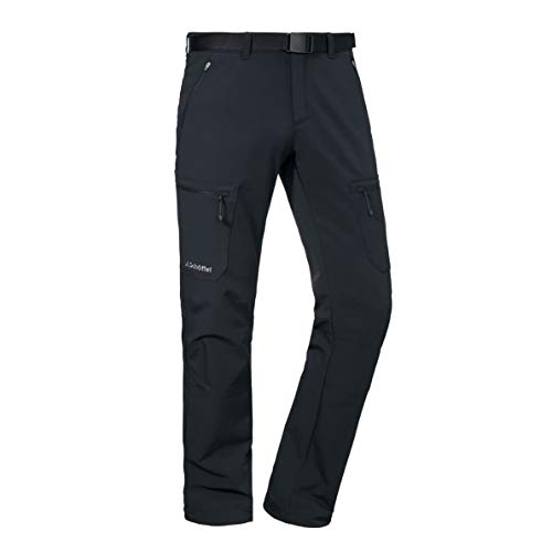 Schöffel Herren Pants Florenz2 Hose, Black, 50