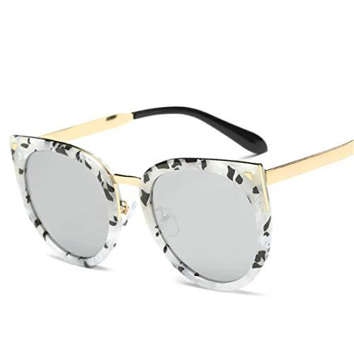 ZXL Die Sonnenbrille Persönlichkeit Trend Mode großen Rahmen Sonnenbrillen
