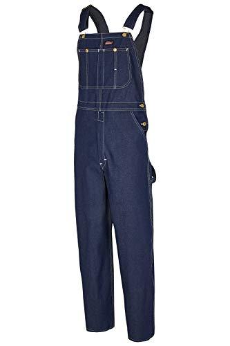 Dickies Bib Overalls, EB712NB, Latzhose, Jeans, Arbeitshose, Herren, 36x30