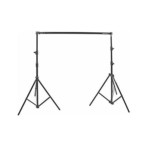 Manfrotto Hintergrund Kit Stands+Support+Bag+Spring