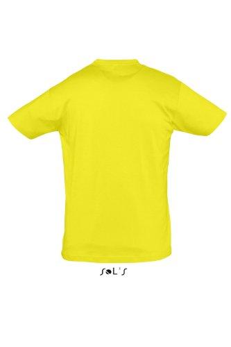 SOL´S Regent T-Shirt 150 Lemon