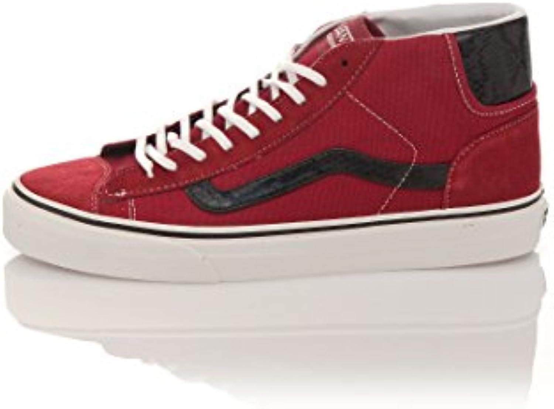 Vans Zapatillas U Mid Skool 77 Rojo EU 36.5