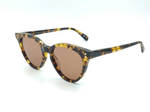 Stella mccartney sc0118s 002 avana avana brown marrone da sole 2018 sunglasses