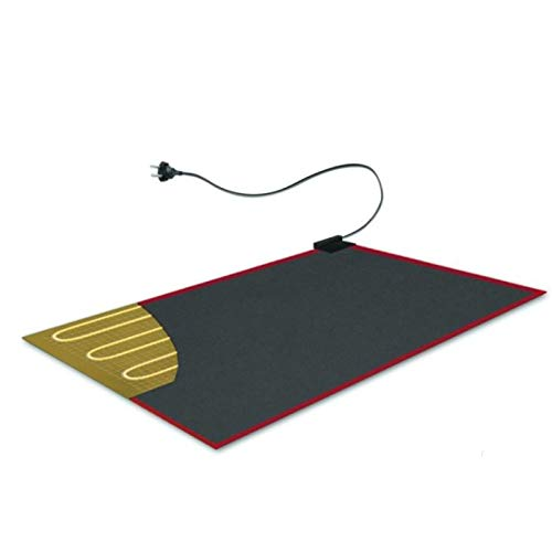 Beheizbare Teppich-Unterlage 30°C 140x200cm Unter-Teppich Fußmatte Wärmeteppich -
