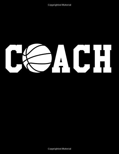 Coach: A Dot Grid Journal and Gift for Basketball Coaches and Mentors por Emily C Tess