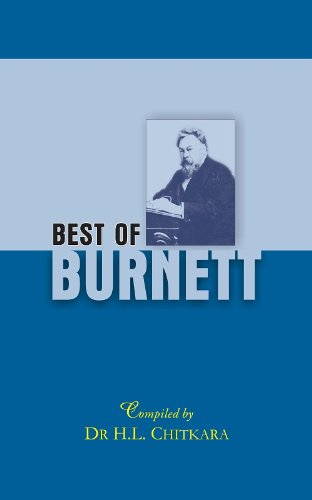 The Best of Burnett: Materia Medica, Therapeutics and Case Reports