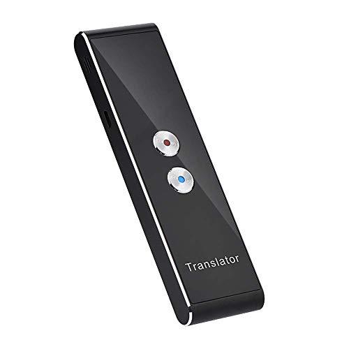 Smart Voice Translator Device mit Touch Screen WIFI Bluetooth Zwei Wege Instant Language Translator Support 70 Sprachen für das Reisen im Ausland Lernen Shopping Business