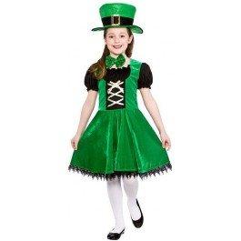 UCKY LEPRECHAUN FANCY DRESS COSTUME (Lucky Leprechaun Kostüm)