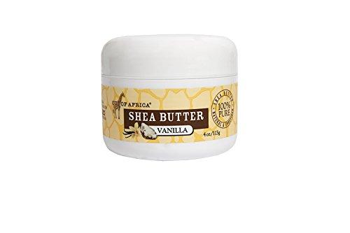 Beurre de Karité, la vanille, le 4 oz (113 g) - Out of Africa