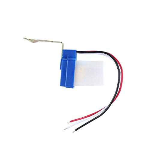 Kongqiabona AS-20Light Control Switch Sensor Intelligent Switch Waterproof Switch -