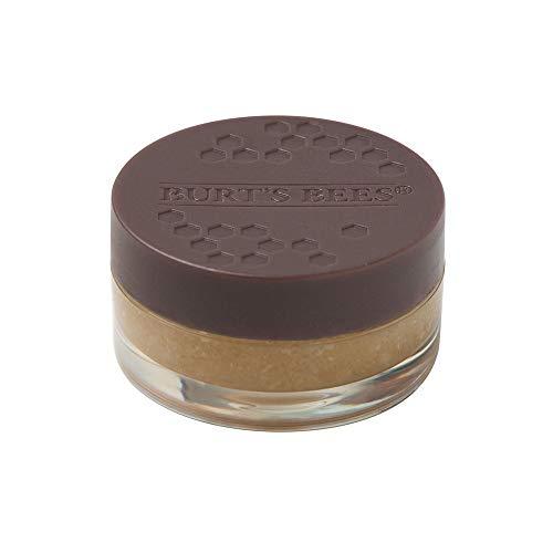 Burt's Bees 100% natürliches Lippenpeeling mit Honig-Kristallen, 20 g