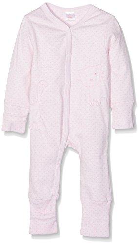 Kanz Baby-Mädchen Strampler 1tlg. Schlafanzug, Mehrfarbig (Allover 0003), 68