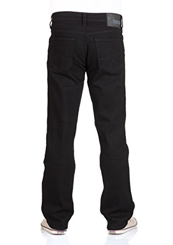Mustang Herren Jeans Tramper Slim Fit - Dark Used - Super Stone Dark Used (498)