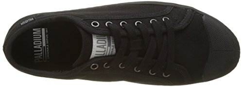 Palladium Pallaphoenix OG Canvas, Sneaker Donna Nero (Black 315)