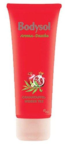 BODYSOL Aroma Dusche Granatapfel weißer Tee 250 ml Duschgel