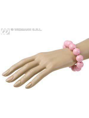 Widmann-WDM1737K Erwachsenenkostüm für Damen, Rosa, WDM1737K (Pink Ladies T Birds Kostüm)