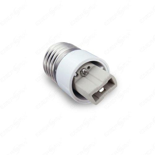 Preisvergleich Produktbild Lamp Light Bulb Base Socket Converter Adapter E27 to G9