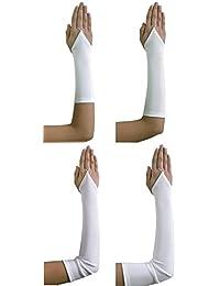 YES Fingerlose Brauthandschuhe Handschuhe Hochzeit