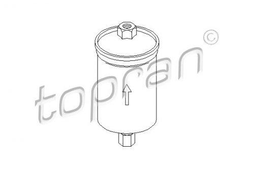 Topran 723 103 filtre à carburant