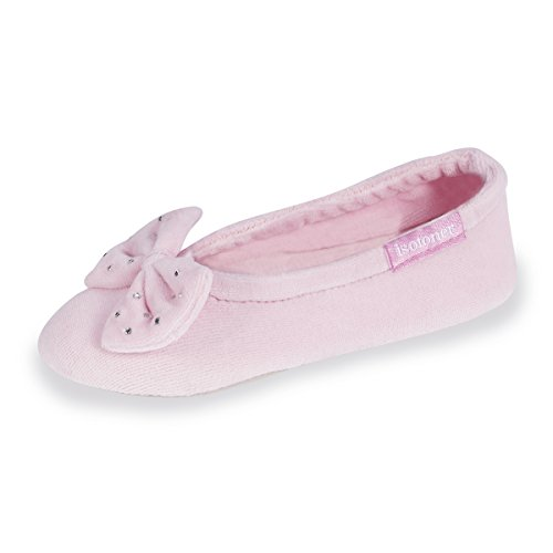 Isotoner Chaussons Ballerines Fille