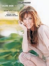 Celine Dion: I'M Alive Piano, Voix, ...
