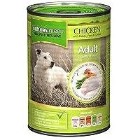 NATURES naturalezas de pollo del menú pueden 400g paquete de 12
