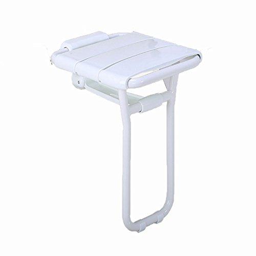 Guohongcx parete attrezzata bagno accessibile sgabello pareti doccia sedile pieghevole toilette per anziani passeggino cambusa sgabello handicappato per disabili medico per disabili pieghevole
