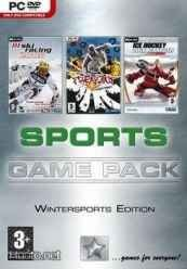 Sports 3 Games Pack: Wintersports Edition (Ski Racing 2005 / Freakout / Ice Hockey Club Manager 2005) (PC DVD)